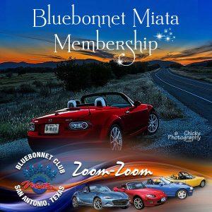 Bluebonnet Club Memberships